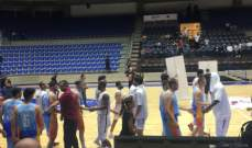 البطولة الدولية لكرة السلة : قطر تتخطى ارمينيا