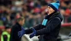 ليبي: مانشيني مناسب لتدريب المنتخب الايطالي