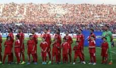 صفحة الراسينغ  تقف الى جانب منتخب لبنان في امم اسيا
