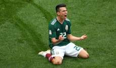 مدرب المكسيك: لوزانو جاهز للعب في الدوري الممتاز