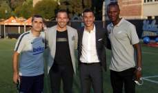 دل بييرو: انييستا جزء من تاريخ برشلونة وميسي لاعب من الطراز العالي