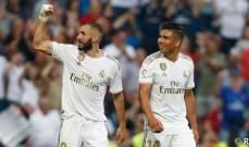كيف جاءت علامات لاعبي ريال مدريد وليفانتي بعد مباراتهما؟