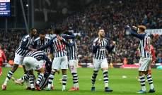 لاعب ويست بروميتش يؤكد إصابته بكورونا والنادي ينفي