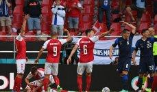 موجز المساء: رعب في يورو 2020 بعد العارض الصحيّ لاريكسن، تعادل الويلز أمام سويسرا وكريتشيكوفا تحقق لقب رولان غاروس للسيّدات