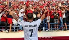 حسن المحمد يعلن إصابته بالكورونا