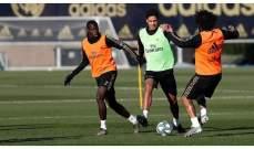 مارسيلو يعود الى تدريبات ريال مدريد