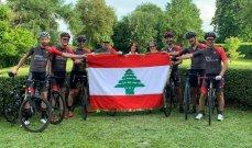 """نجاح كبير لـ""""تحدي بيروت الرياضي العالمي"""":  نشاطات براً ، بحراً وجواً"""