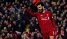خبر سعيد يُغيب محمد صلاح عن تدريبات ليفربول