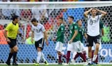 خاص : ماذا تعني خسارة المانيا امام المكسيك ؟