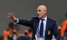 أولمبياد طوكيو 2020: مدرب اسبانيا يهاجم التّحكيم بعد التعادل أمام مصر