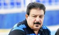 كورونا يغيّب النجم العراقي السابق ناظم شاكر