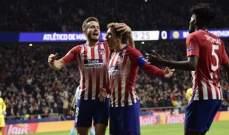 تقييم اداء لاعبي مباراة اتلتيكو مدريد وبوروسيا دورتموند