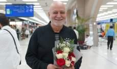 غسان سركيس يصل السعودية لبدء مهمته مع الوحدة
