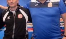 مدربا منتخب لبنان وقرغستان لكرة الصالات يؤكدان جهوزيتهم للمباراة