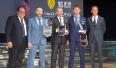 لبنان يشارك في حفل تتويج أبطال العالم  للمحركات المائية UIM بامارة موناكو