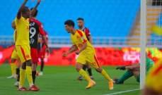 الدوري السعودي: التعاون يغلب الأهلي وتعادل قاتل للقادسية