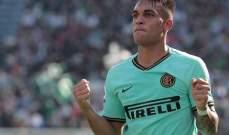 تقارير ايطالية: انتر يشترط على برشلونة لاتمام صفقة لاوتارو