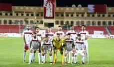 منتخب البحرين الاولمبي يتعادل وديا مع نظيره السوري