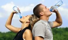 هل شرب الماء البارد سيئ للرياضيين؟