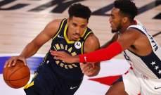 NBA: سقوط الويزردز امام البيسيرز يبعده عن النهائيات