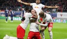 لاعبو لايبزيغ يتنازلون عن جزء من مستحقاتهم لدعم النادي