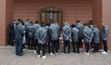 نجوم ليفربول يكرمون ضحايا هيلزبره قبل لقاء تشيلسي