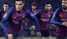 رسمياً : قميص برشلونة لموسم 2018-2019