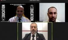 تايكواندو: دورة دولية للمدربين نظمها الاتحاد اللبناني للتايكواندو