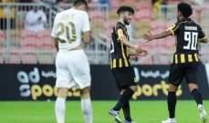 كأس محمد السادس: اتحاد جدة الى الدور المقبل على حساب الوصل