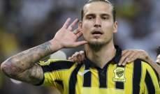 بريجوفيتش : سعيد بجائزة نجم المباراة امام العهد
