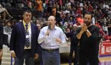 خاص:مشاهدات من مباراة نهائي كأس لبنان في السلة بين الرياضي والهومنتمن