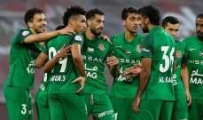 شباب أهلي دبي يعتذرعن استضافة مباريات مجموعته بدوري ابطال آسيا