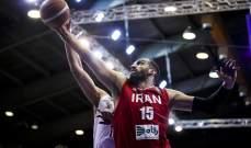 التصفيات الآسيوية: إيران تتخطى قطر بفارق 43 نقطة