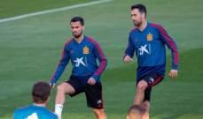 هل تخلى برشلونة عن منتخب اسبانيا ؟