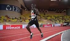 رقم قياسي عالمي جديد في سباق 5 آلاف متر