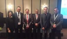 وفد الاتحاد اللبناني للتنس شارك في مؤتمر لتطوير اللعبة في دبي
