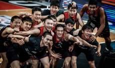 اليابان تحسم المركز الخامس في بطولة اسيا لكرة السلة تحت 18 عاماً