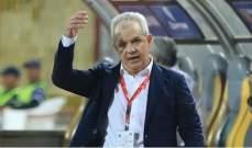 مدرب مصر : اتمنى فوز صلاح بجائزة الافضل