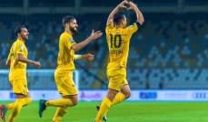 كأس الخليج العربي: الوصل يتفوق على بني ياس