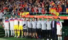 اليويفا قد يغرّم المنتخب الاسباني بسبب جمهوره