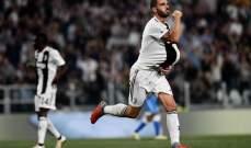 موجز الصباح: ديربي مدريد ينتهي بالتعادل، يوفنتوس يحلق بالصدارة، ستوريدج ينقذ ليفربول وسباق مُنتظر في سوتشي