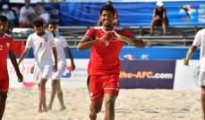 ماذا قال مدرب عمان بعد الفوز على البحرين ؟