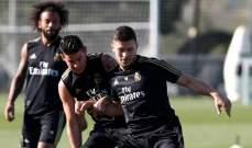 مهاجم ريال مدريد المهمش مطلوب في إيطاليا