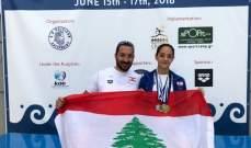 6 ذهبيات ورقم جديد لحمدون في بطولة اليونان