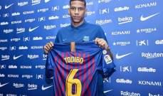 وكيل توبيدو: برشلونة فاز على 30 منافسا في التعاقد معه