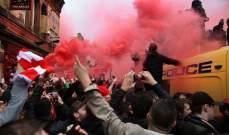 اجراءات تاديبية بحق ليفربول وروما
