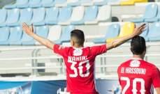 الوداد يعتلي صدارة الدوري المغربي