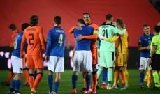 فان دايك يؤكد ان المنتخب قدم كرة قدم جميلة امام ايطاليا