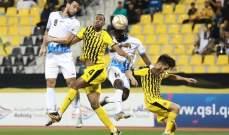 الدوري القطري: فوز الدحيل على العربي وقطر يتعادل مع الوكرة