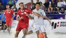 النمس: منتخب اليابان قوي جدا وهدفنا المركز الثالث